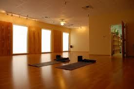 fenton chiropractor yoga room