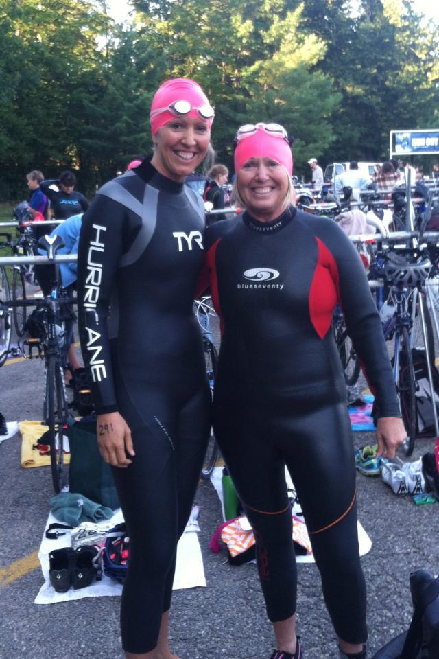 Fenton Chiropractor Triathlon