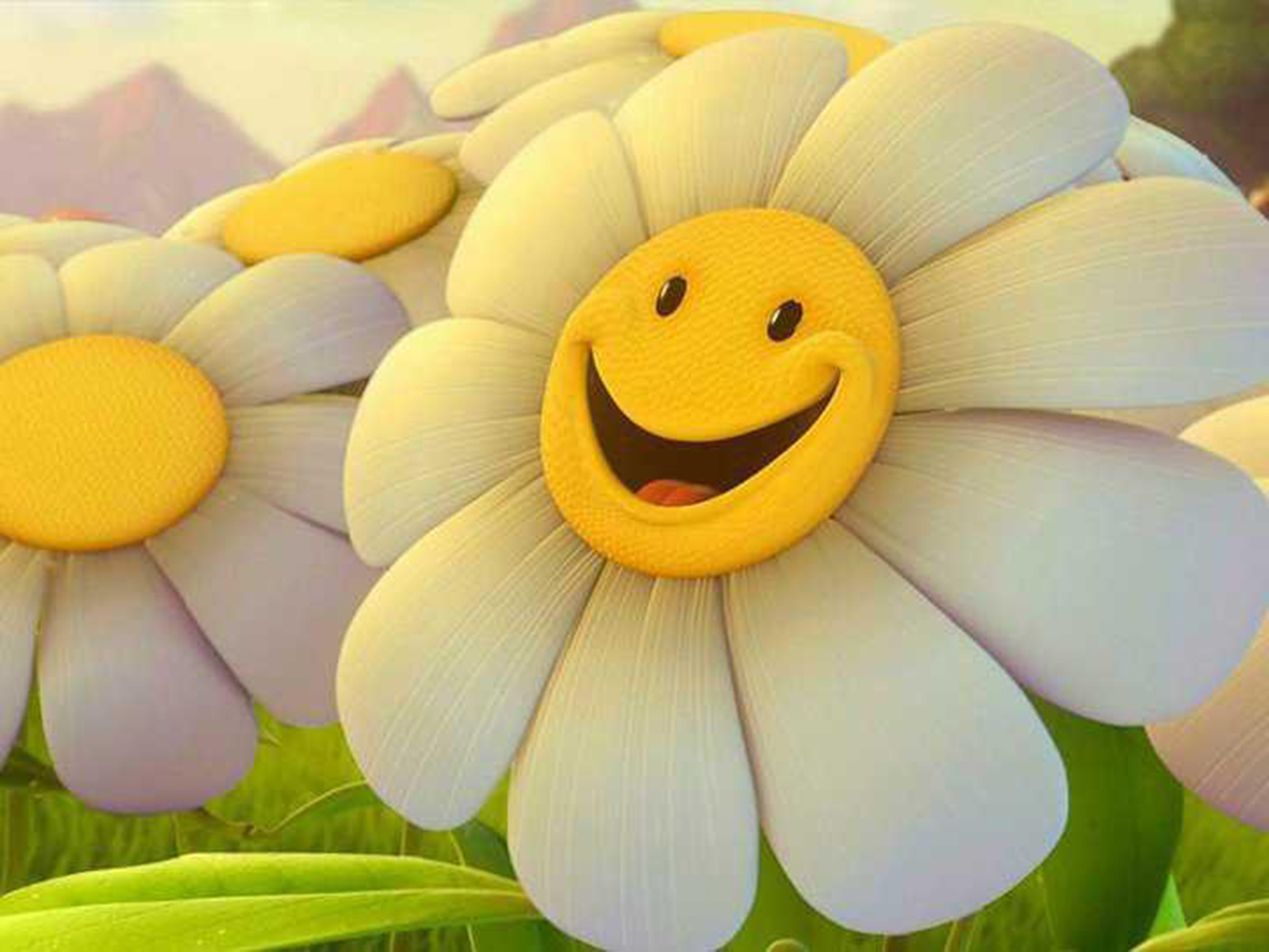 Chiropractor Fenton Michigan Smiling Flower