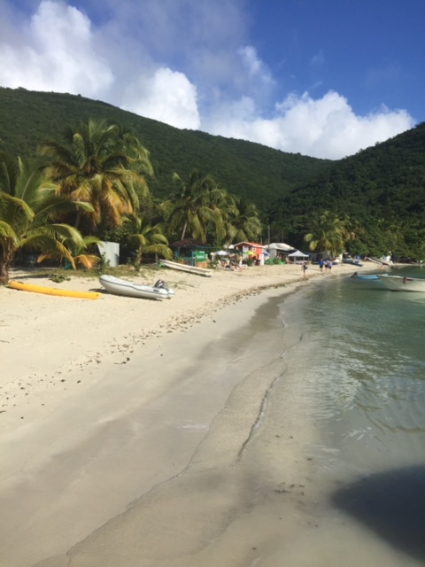 Fenton Chiropractor - BVI Sailing Picture Diary