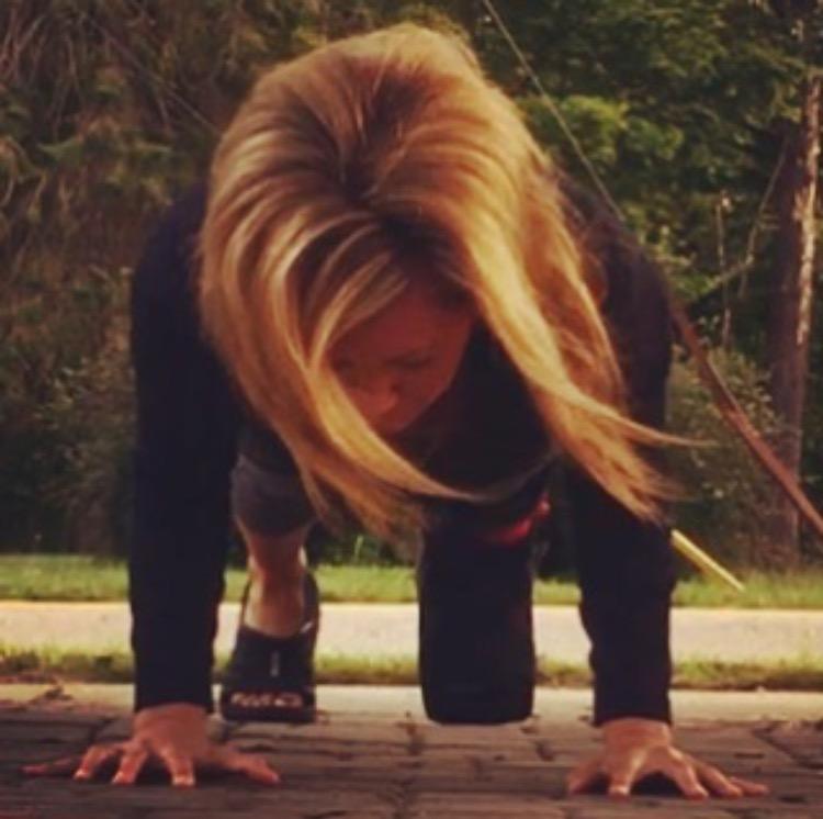Chiropractor Fenton Michigan - #YOGAEVERYDAMNDAY - Dr Erica Peabody