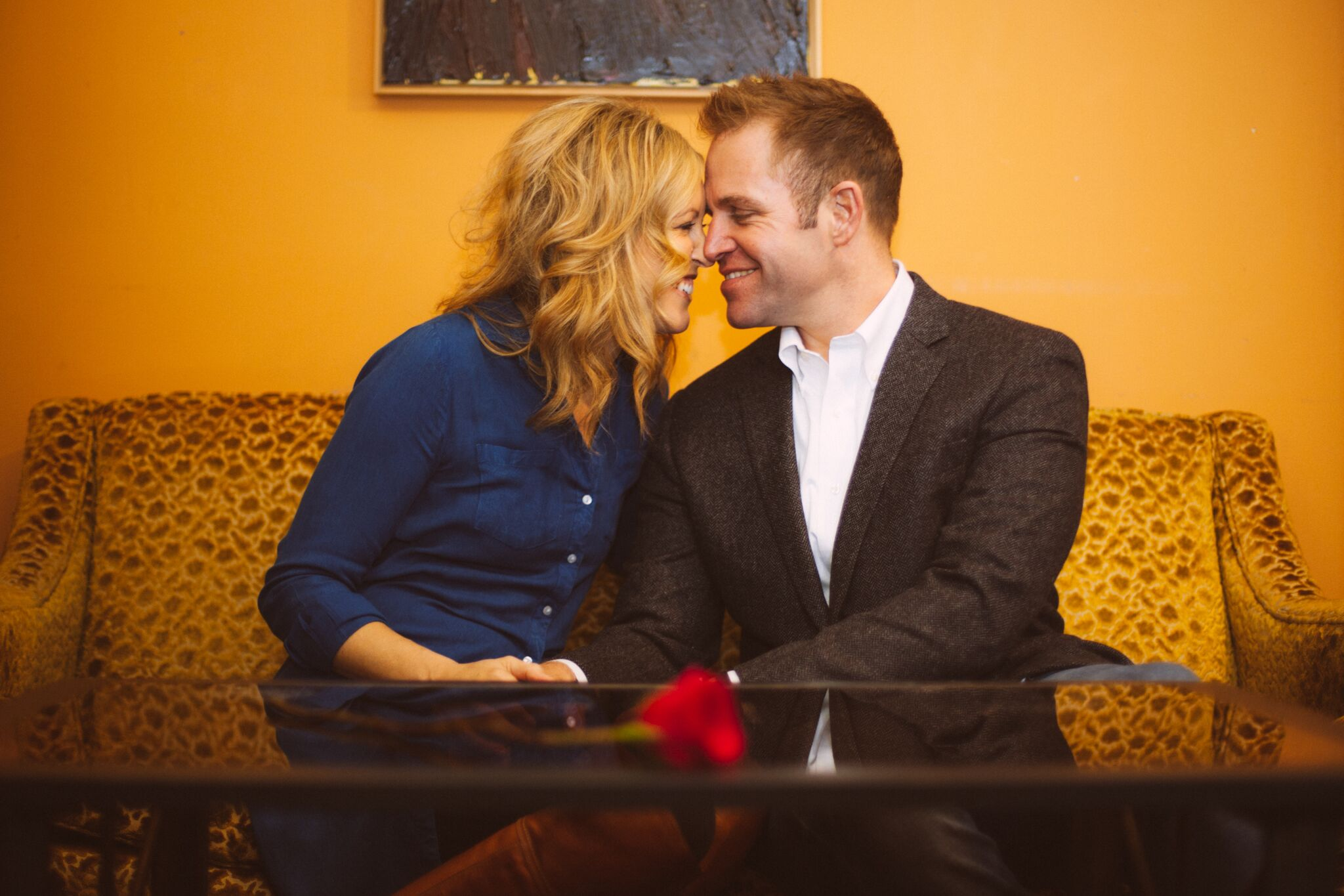 Dr Erica Peabody - Engagement Photos - Chiropractor Fenton Michigan