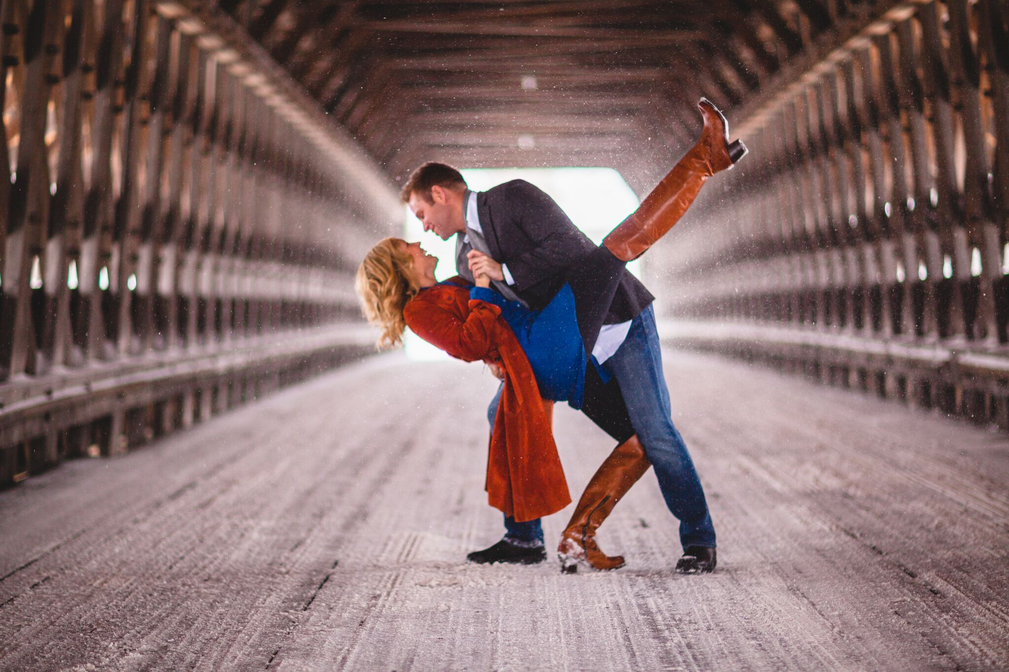 Chiropractor Fenton Michigan - Engagement Photos - Chiropractor Fenton Michigan